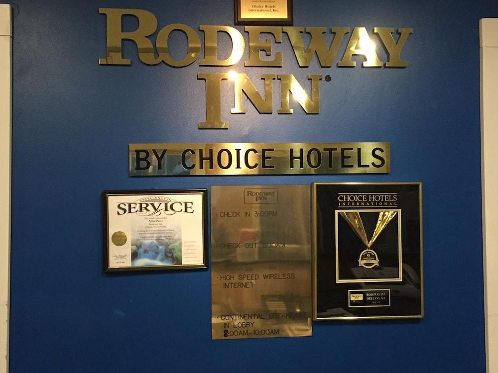 Rodeway Inn Orleans, Orleans