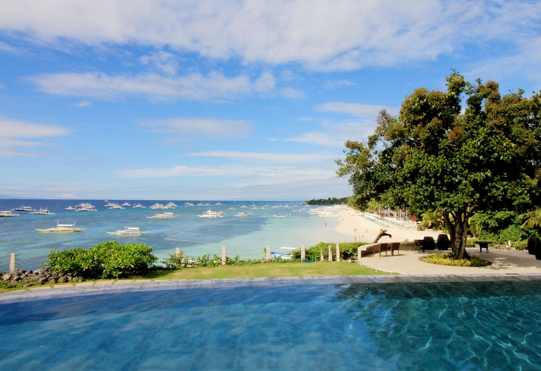 Amorita Resort, Panglao, Infinity Pool