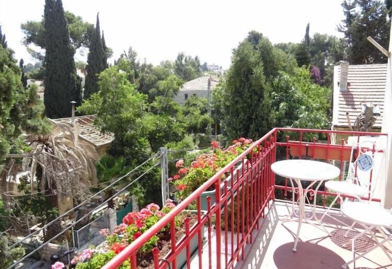 The Colony Hotel, Jeruzsálem, Erkély