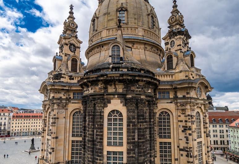 Suitess - An der Frauenkirche, Dresden, Premium Double Room, City View, Guest Room View