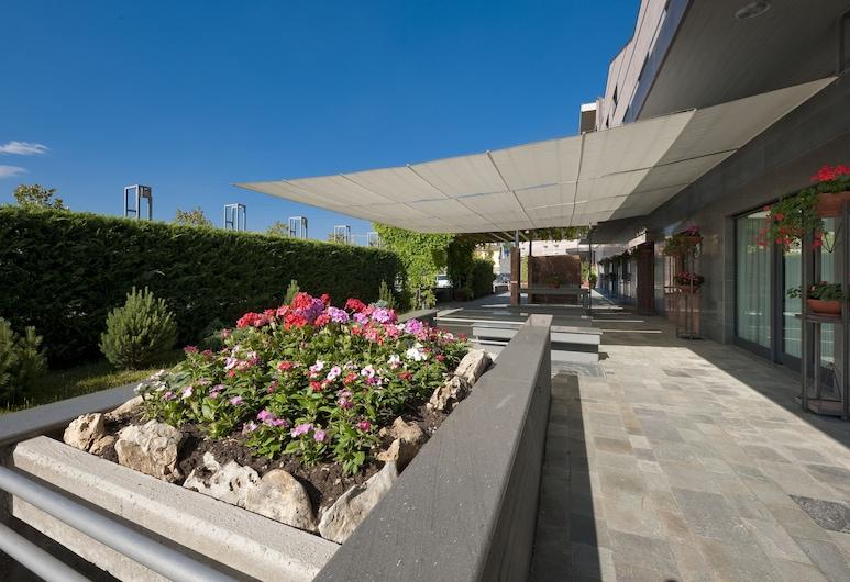 Park Hotel Centro Congressi, Potenza, Terraza o patio