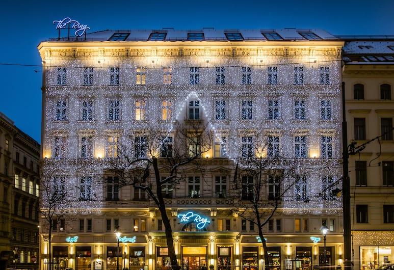 The Ring Vienna's Casual Luxury Hotel, Viena, Fachada do hotel