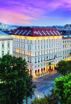 Selline näeb välja The Ring Vienna's Casual Luxury Hotel, Viin