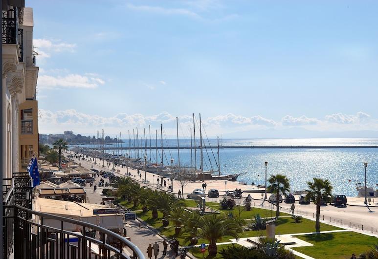 Hotel Aegli, Volos, View from Hotel