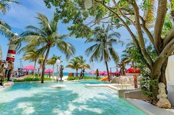 在Avenida Kukulkan (库库尔坎大道)的大绿洲棕榈酒店 - 全包式照片
