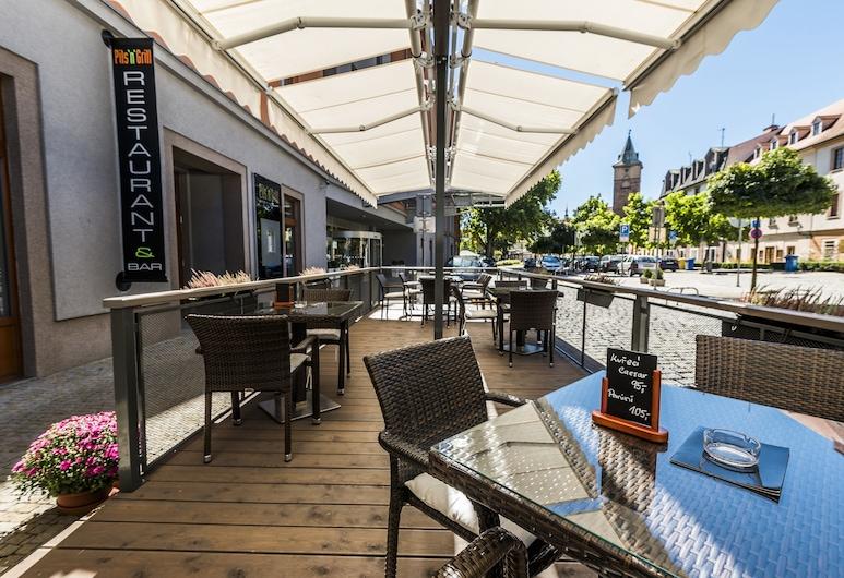 Courtyard By Marriott Pilsen, Plzen, Terrasse/veranda