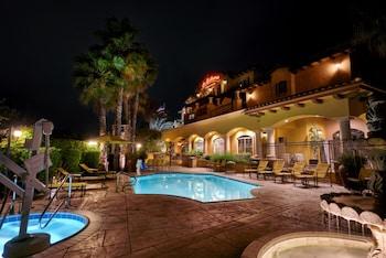 帕索羅布爾拉貝斯塔套房飯店的相片