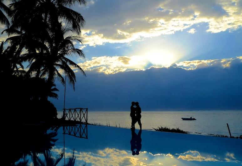 Voyager Beach Resort, Mombasa, Playa