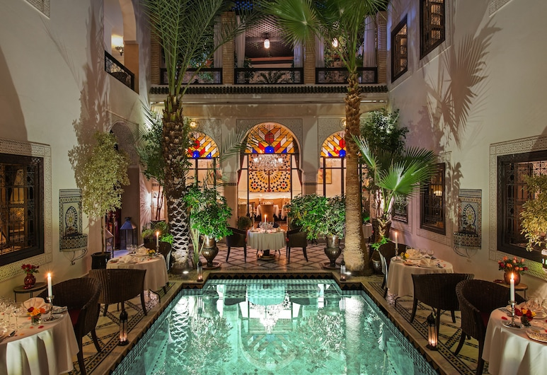 Le Riad Monceau, Marrakech, Outdoor Pool