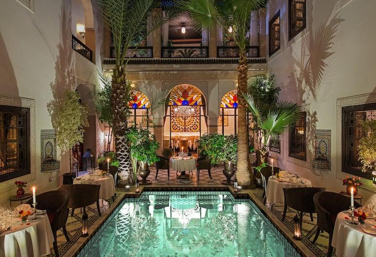 Le Riad Monceau, Marrakech, Piscine en plein air
