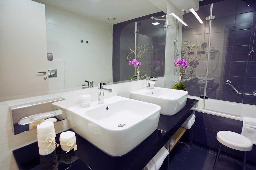 Apartament luksusowy typu Suite - Łazienka
