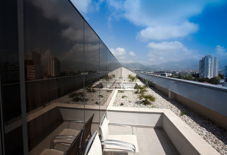 Atrium Hotel, Split, Luxury sviit, Terrass