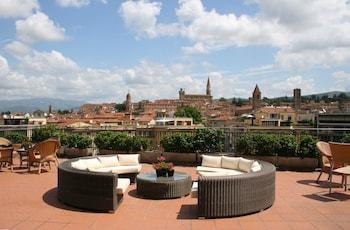Naktsmītnes Hotel Continentale attēls vietā Arezzo