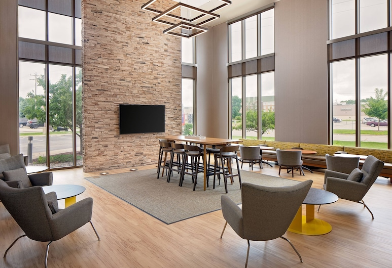 SpringHill Suites Green Bay, Green Bay, Lobby