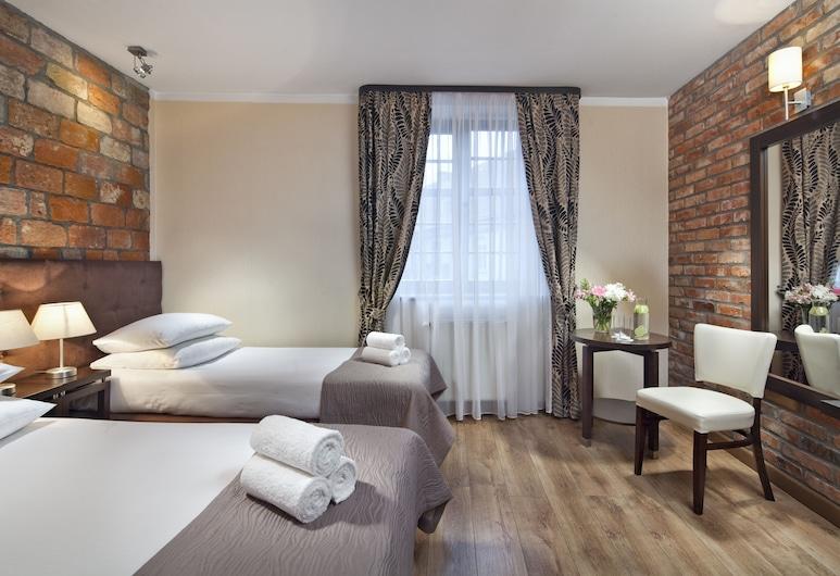 Hotel Bonum, Gdansk, Dobbelt- eller tomannsrom – standard, Gjesterom