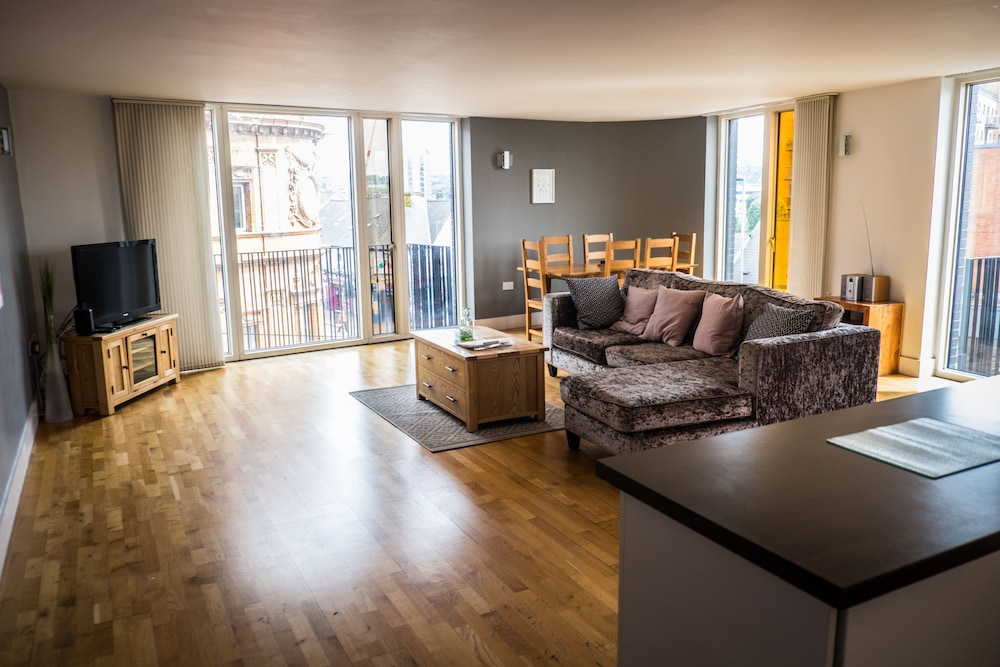 Kspace Sinclair Serviced Apartments, Sheffield, Apartment, 2 Bedrooms (6  Person),