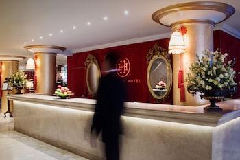 Foto del Huentala Hotel en Mendoza