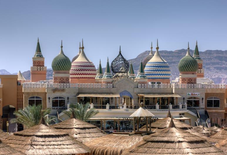 Aqua Blu Resort Sharm El Sheik (Families & Couples Only) , Sharm el-Sheikh, Vue depuis l'hôtel