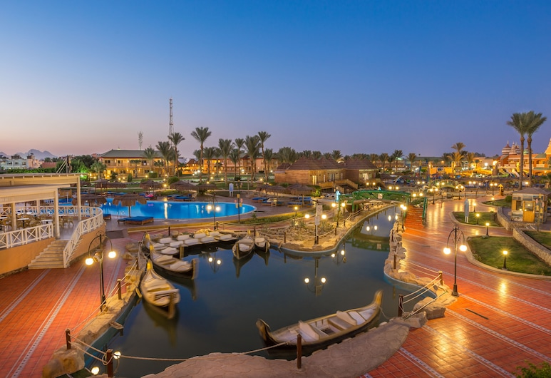 Aqua Blu Resort Sharm El Sheik - Families & Couples Only, Sharm El-Sheikh, Blick vom Hotel