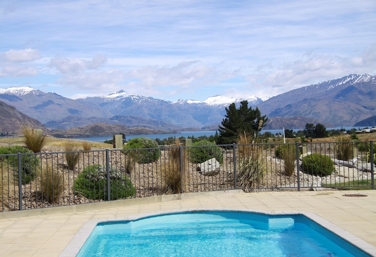 Distinction Wanaka Serviced Apartments, Wanaka, Açık Yüzme Havuzu