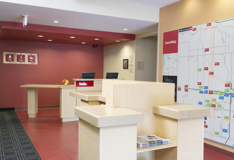 TownePlace Suites by Marriott Kalamazoo, Kalamazoo, Lobby