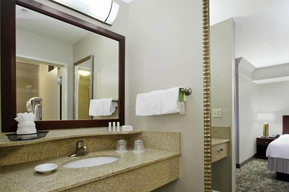 Suite, 1 cama king-size, Não-fumadores - Casa de banho
