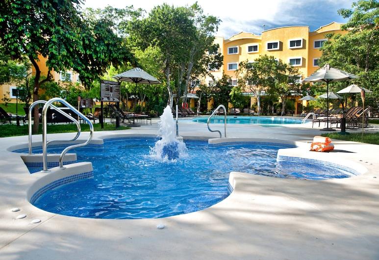 坎昆萬怡酒店, 坎昆, 泳池
