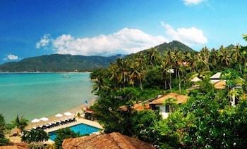 蘇梅島辛納蒙海灘別墅酒店的圖片
