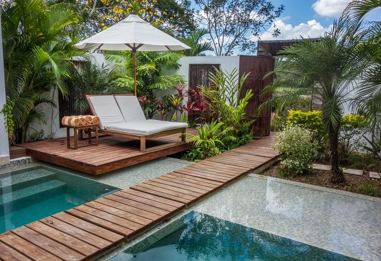 Ka'ana Resort, San Ignacio, Villa, 2 chambres (Pool Villa), Piscine privée