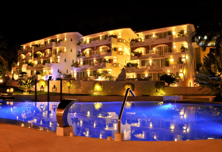 Pacífica Resort Ixtapa, Ixtapa, Piscina Exterior