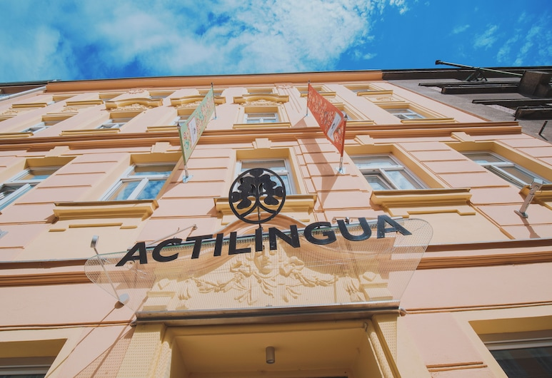 Actilingua Apartment Hotel, Viena