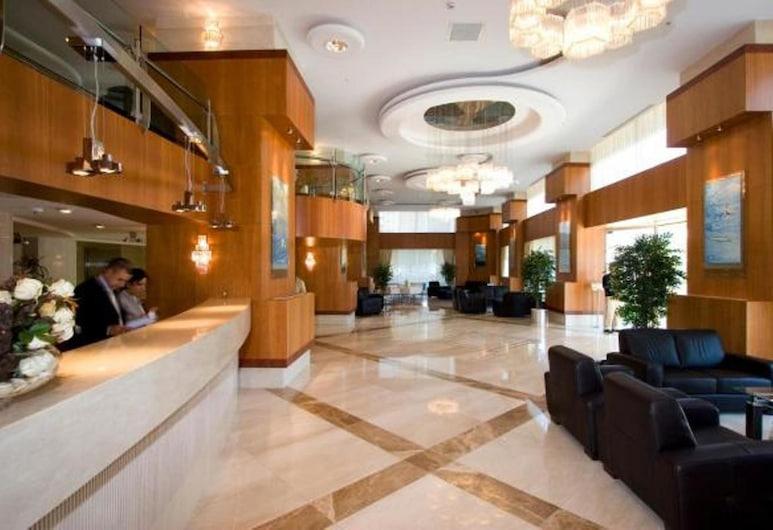 ByOtell Hotel Istanbul, Estambul, Entrada interior