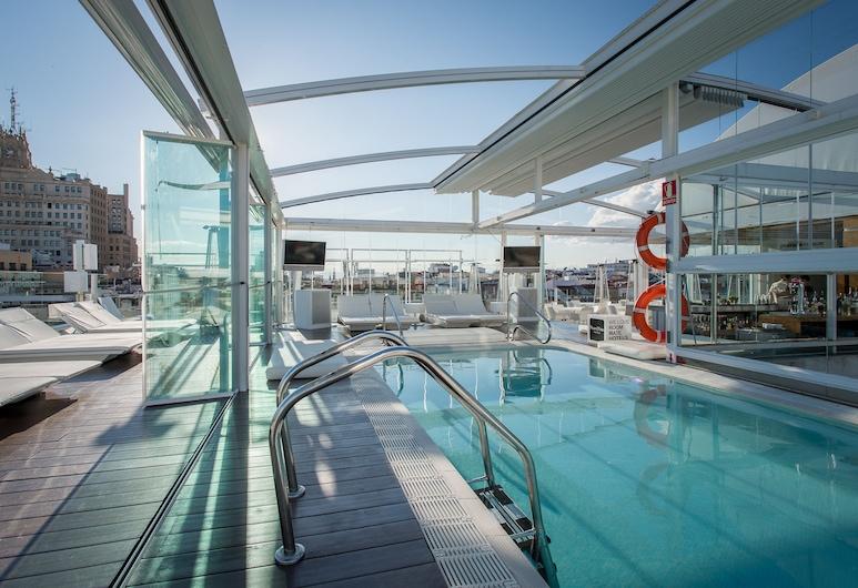 Room Mate Óscar, Madrid, Rooftop Pool