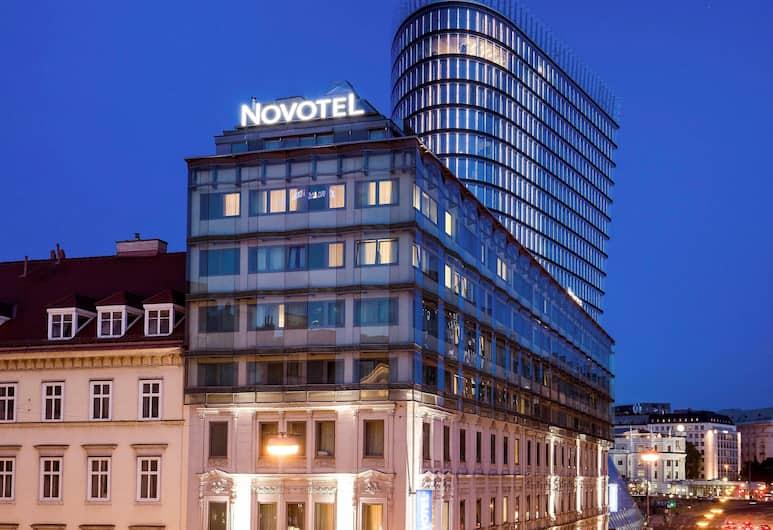 Novotel Wien City, Beč, Eksterijer