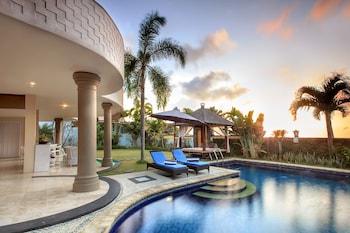 Foto van The Beverly Hills Bali by Transera in Ungasan