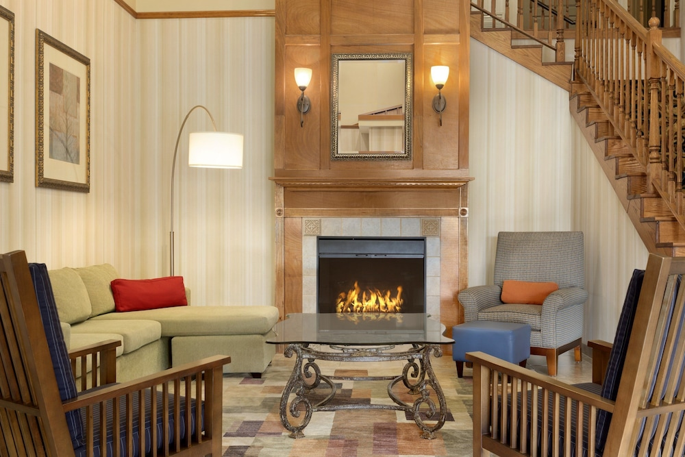 Country Inn Suites By Radisson Pineville La Lobby Lounge