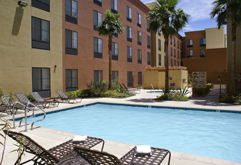 Homewood Suites by Hilton Las Vegas Airport, Las Vegas, Utendørsbasseng