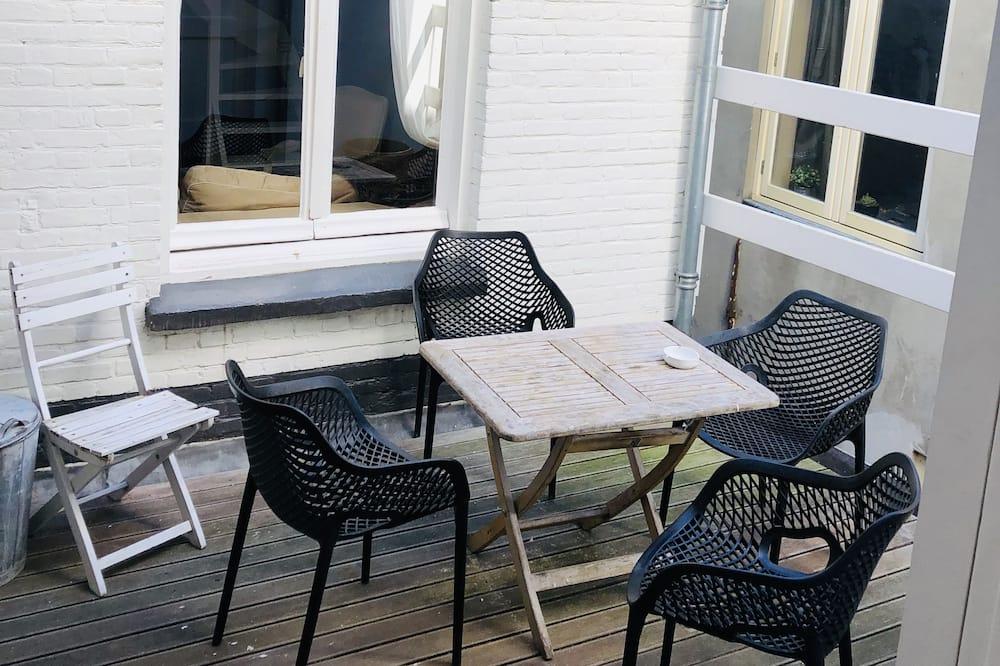Basic Family Appartement - Balkon