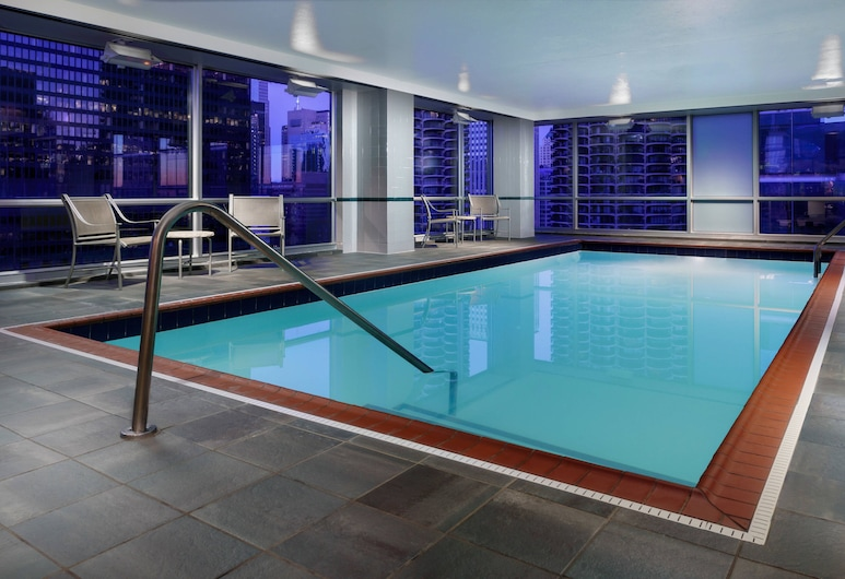 Residence Inn by Marriott Chicago Downtown / River North, Chicago, Zwembad