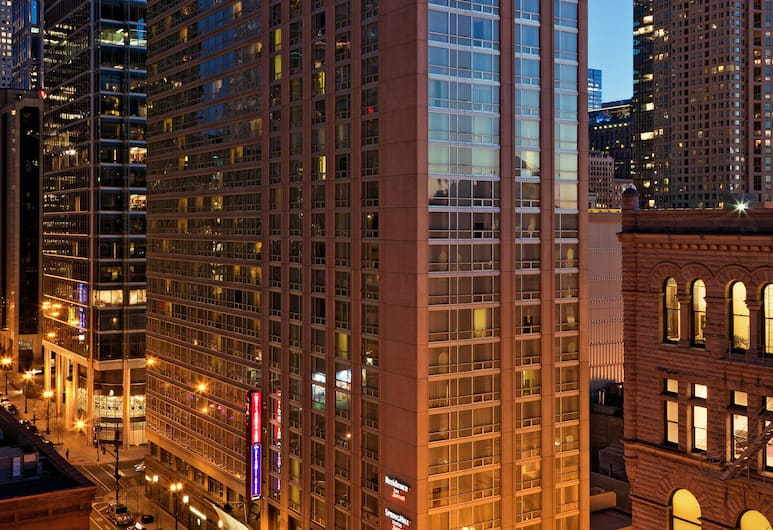 Residence Inn by Marriott Chicago Downtown / River North, Chicago, Exteriör