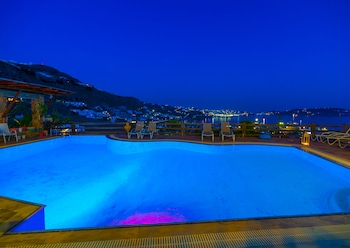 Picture of Paradision Hotel in Mykonos