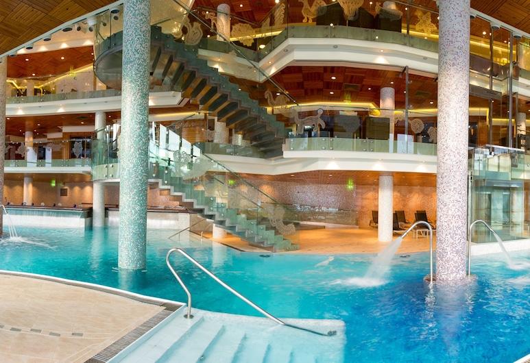 Sport Hotel Hermitage & Spa, Сольдеу, Спа-центр