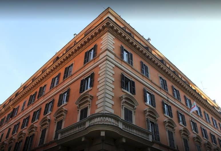 Hotel Garda, Rooma