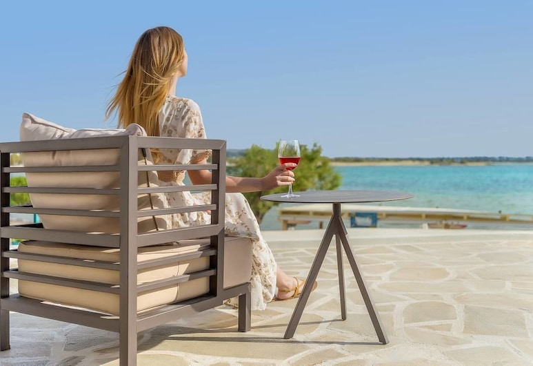 Nissaki Beach Hotel, Naxos, Beach