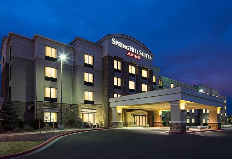 SpringHill Suites by Marriott Denver Airport, Denver, Exterior