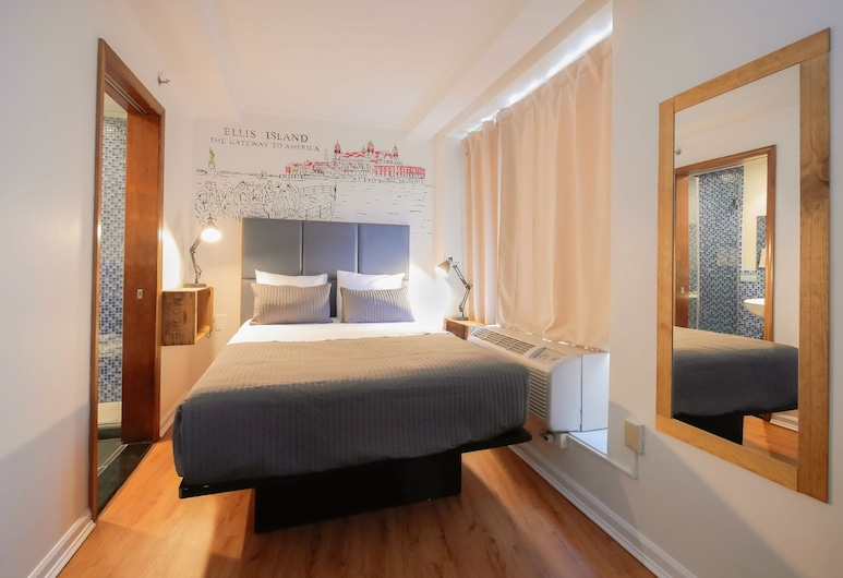 CITY ROOMS NYC - Soho, New York, Standard Room, 1 Queen Bed, Guest Room