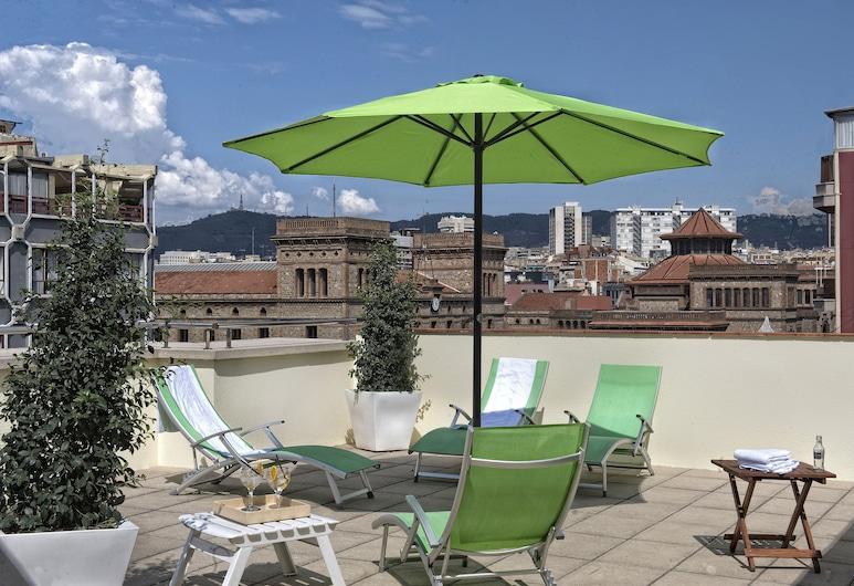 Acacia Suite, Barselona, Teras/Veranda