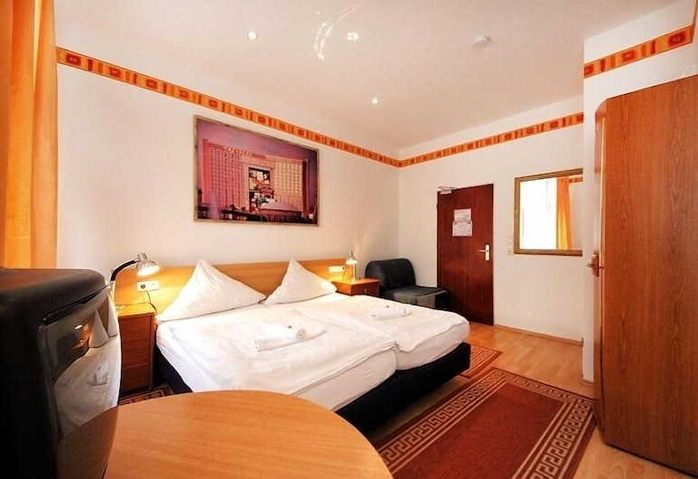 City Hotel Storch, Kolín, Štandardná izba s dvojlôžkom alebo oddelenými lôžkami, 2 jednolôžka, Hosťovská izba