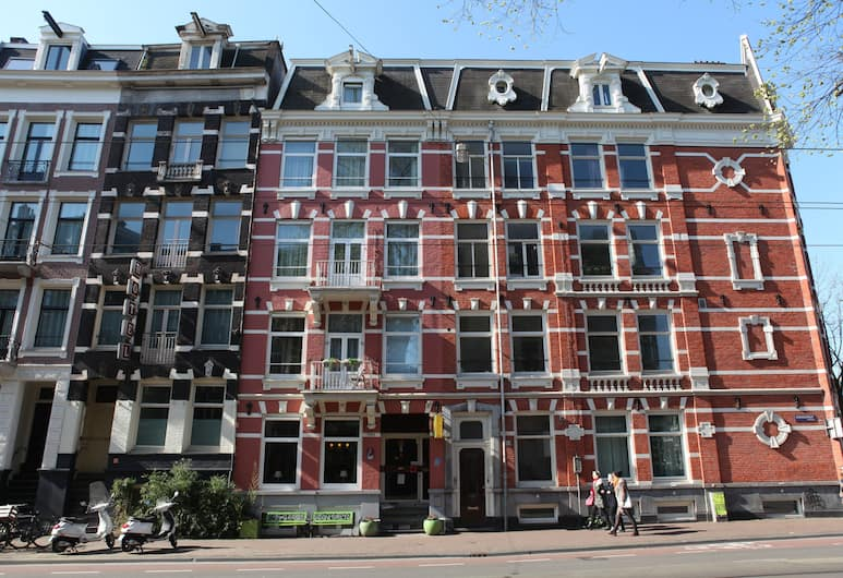 Hotel Freeland, Amsterdam, Vue aérienne
