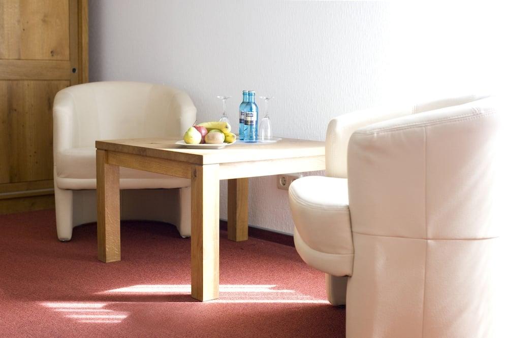 Kahden hengen huone - Oleskelualue